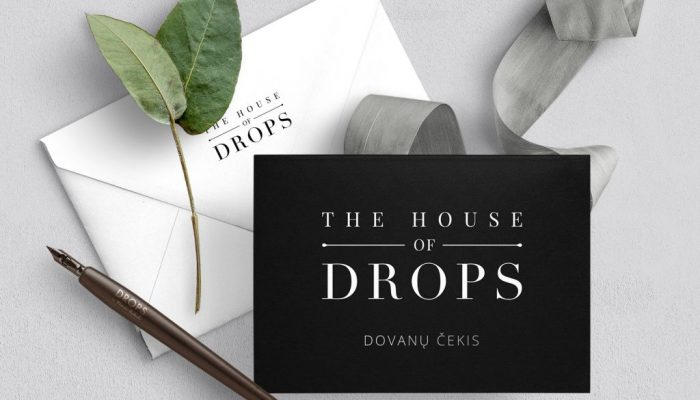 The House of DROPS kuponas